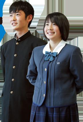 加藤学園高等学校制服画像